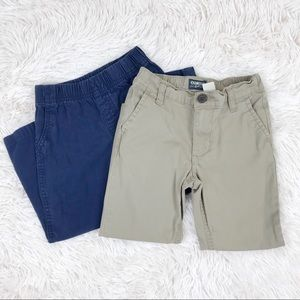 CARTERS & OSH KOSH Boys Pants Lot Size 4T